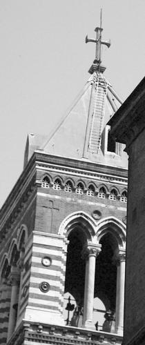 La scala per la croce, non fa per me... - Roma (1684 clic)