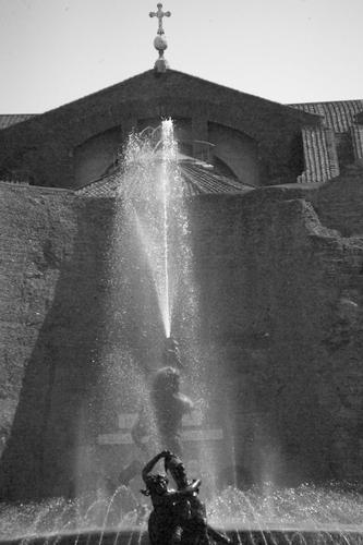 La mia bellissima Fontana - Roma (1741 clic)