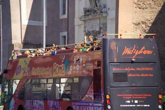 Turisti colorati - Roma (2106 clic)