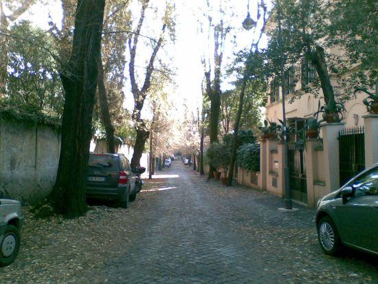 Via di villa Pepoli_01 - Roma (1547 clic)