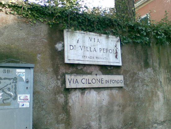 Via di villa Pepoli_02 - ROMA - inserita il 14-Aug-09