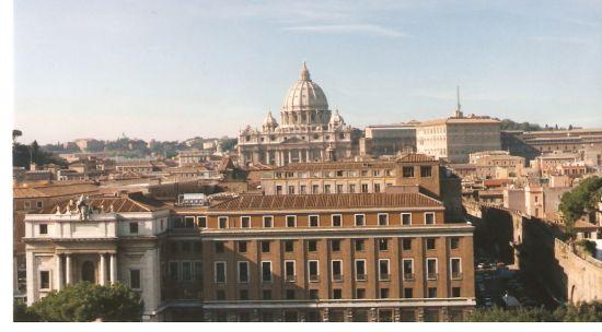 San Pietro da Castel Sant'Angelo - Roma (1867 clic)