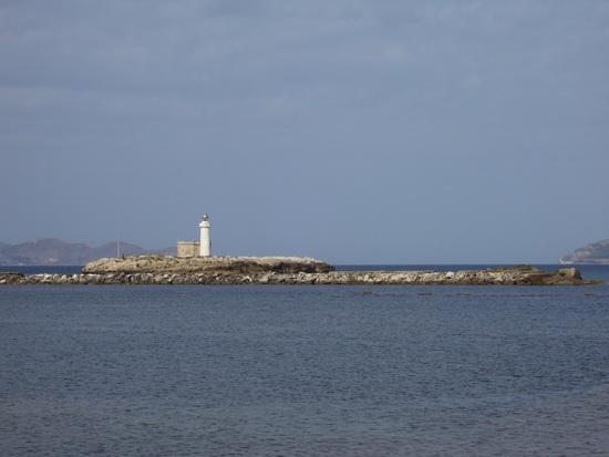Il faro del porto di Trapani (3392 clic)