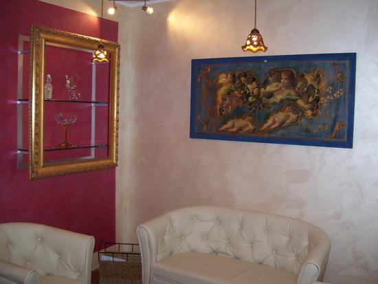Il salotto di un Bar_03 - Velletri (2430 clic)