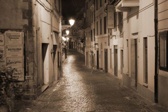 Notte di maggio - Velletri (2714 clic)