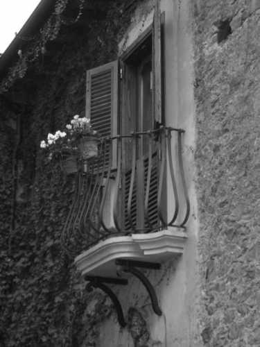 Balcone senza Donzella - Velletri (1957 clic)