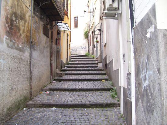 Via Santa Chiara - Velletri (1561 clic)