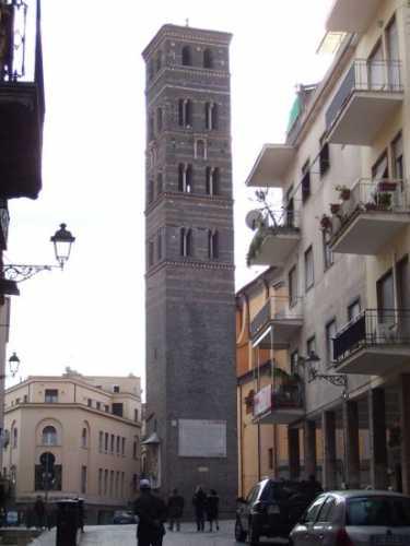 Torre del Trivio - Velletri (2787 clic)