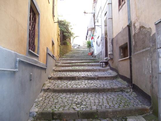 Quartiere Medievala - Scalette - Velletri (2016 clic)