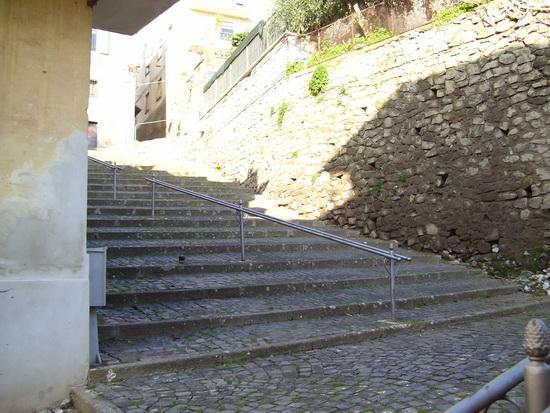 Quartiere Medievala - Scalinata - Velletri (1248 clic)