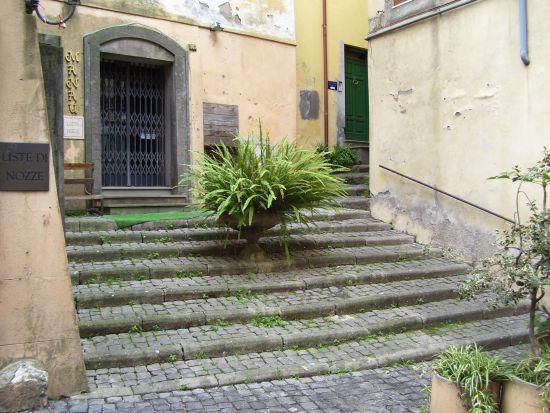 Scale e vicoli - Velletri (2108 clic)