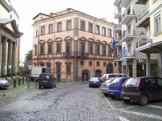 Palazzo Romani - Velletri (1928 clic)