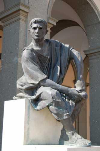 Cesare Ottaviano Augusto - Velletri (4718 clic)