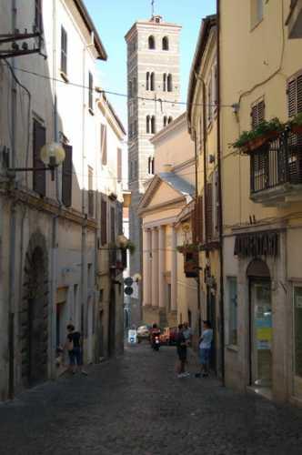 Torre del Trivio - Velletri (2243 clic)