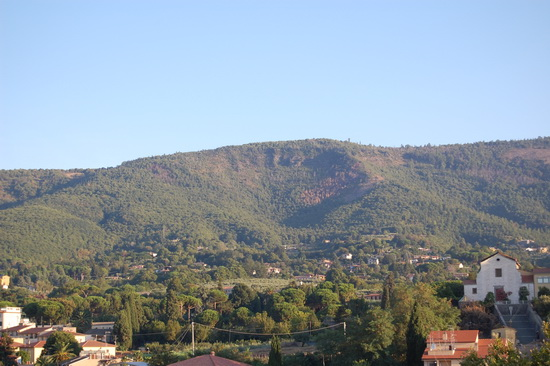 Monte Artemisio - Velletri (4149 clic)