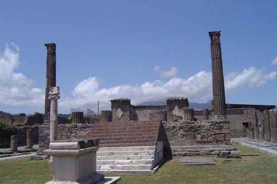 Pompei Ruins (3277 clic)