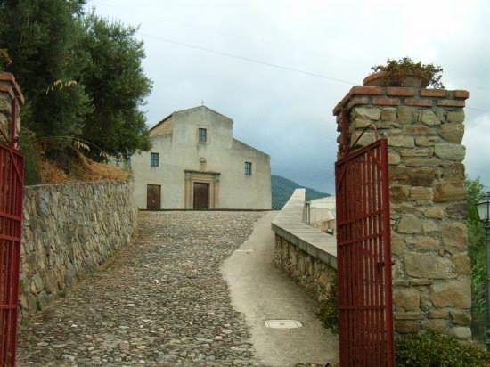CHIESA SANT'ANTONIO ABATE (PATTI) (5276 clic)