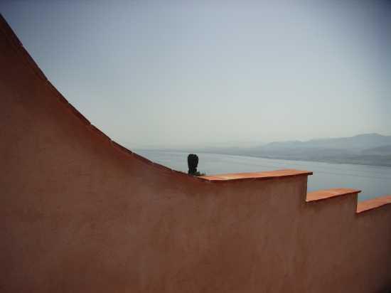 Scorcio Golfo di Patti visto da Villa Amato (Tindari) (4073 clic)