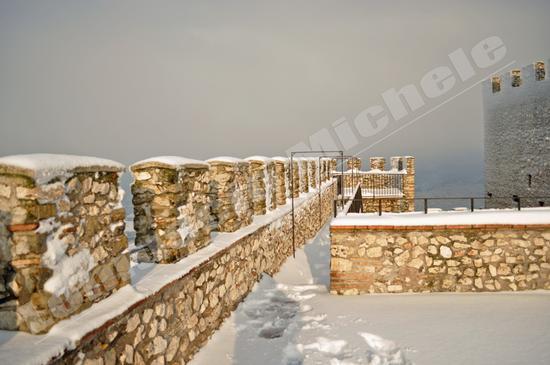 terrazzo Castello Cesi/Orsini - Sant'angelo romano (1463 clic)