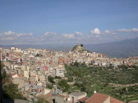 vista dal belvedere - Centuripe (3976 clic)