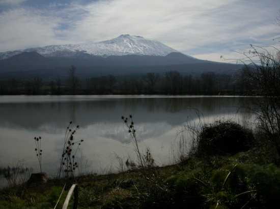 etna vista dal lago tre arie (3081 clic)