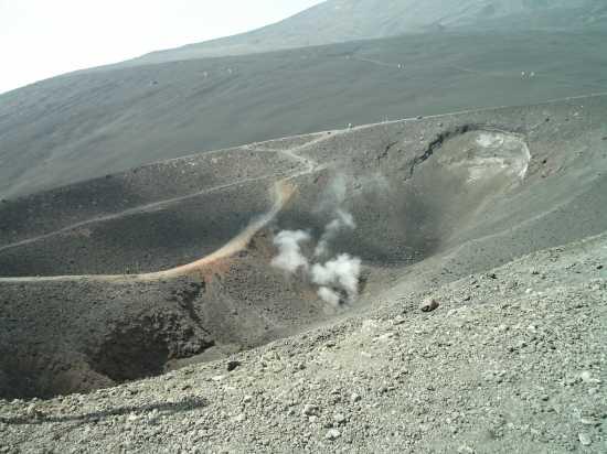 crateri del 2002 - Etna (2270 clic)