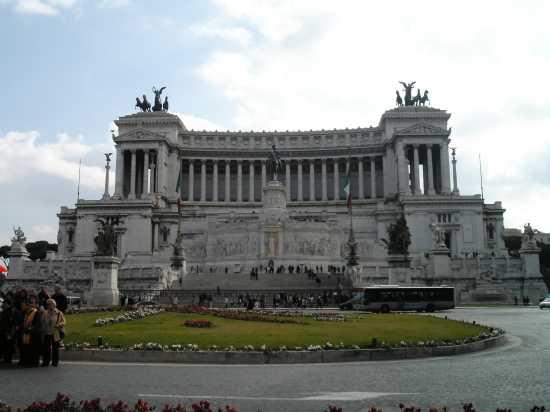 altare della patria 2 - Roma (2144 clic)