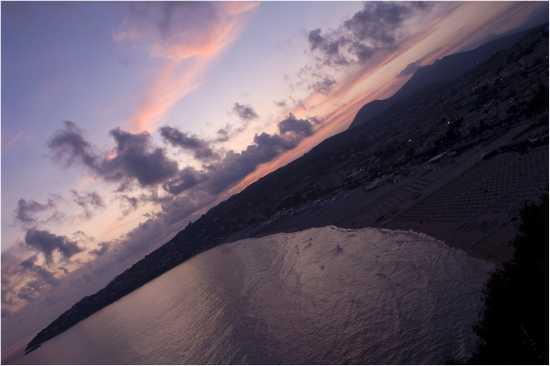 Spiaggia di Serapo - Gaeta (3475 clic)