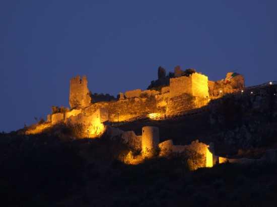 Castello dei Conti D'Aquino - Roccasecca (4810 clic)