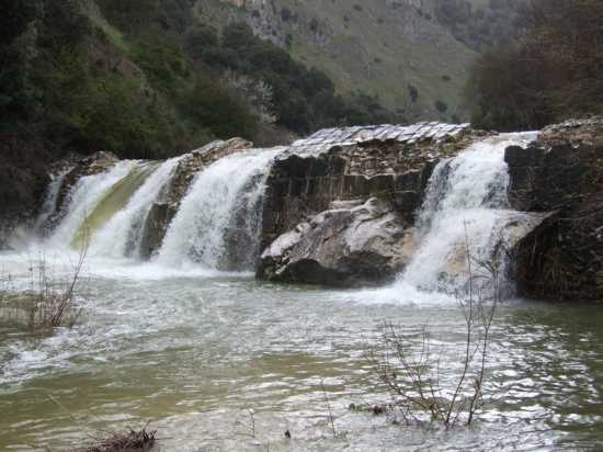Fiume Melfa - Roccasecca (2788 clic)