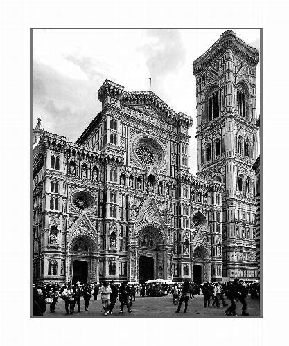 Firenze  -  Duomo  (1943 clic)