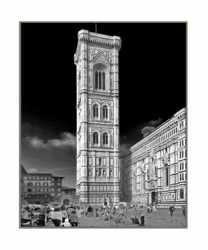 Firenze  - Piazza del  Duomo  (2598 clic)