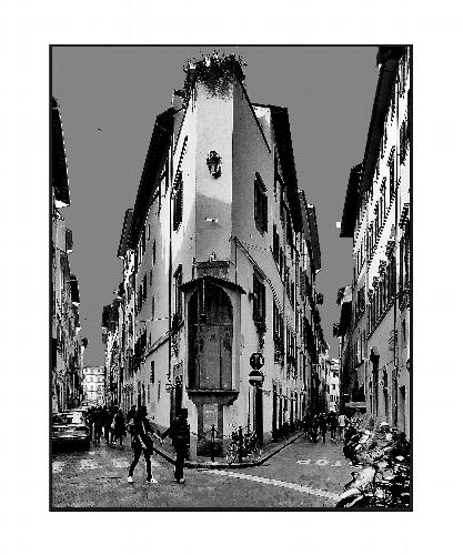 Firenze  -prospettiva (1672 clic)