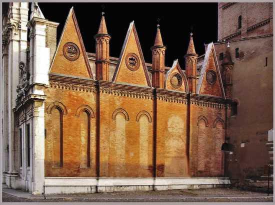 Mantova - Duomo - Particolare  (2703 clic)