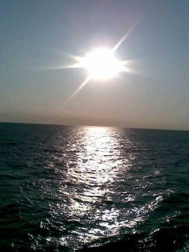 In navigazione per tornare a Roma - Palermo (2639 clic)