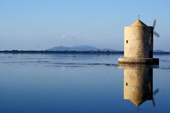 Specchio - Orbetello (5942 clic)
