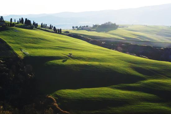 Lucie ombre fra le colline - Volterra (2726 clic)