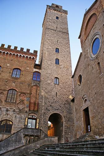 Torre,San Gimignano (1537 clic)