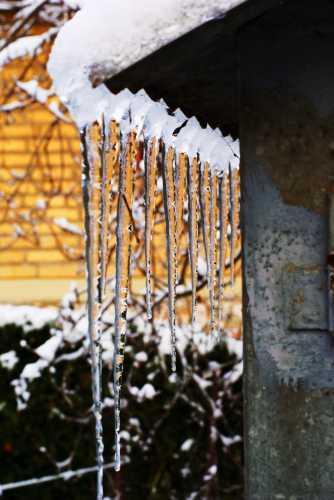 Candele di ghiaccio - Orciatico (2059 clic)