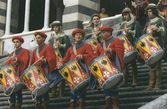 Corteo storico - Amalfi (2659 clic)