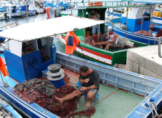 Pescatori - Favignana (3352 clic)