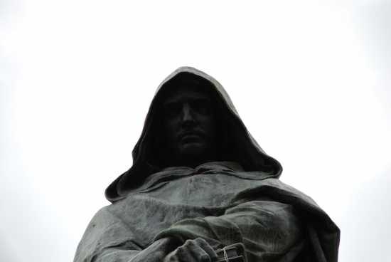 Monumento a Giordano Bruno - Roma (2579 clic)