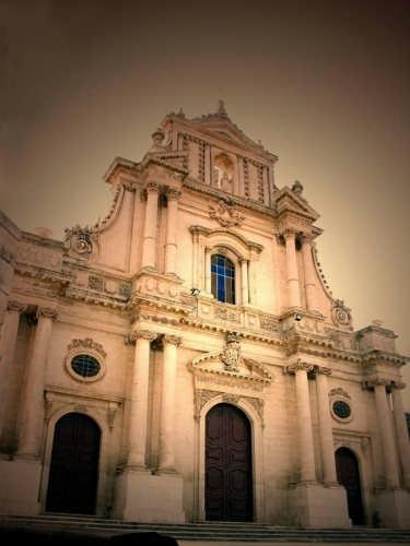 Basilica S.S. Annunziata - Ispica (3289 clic)