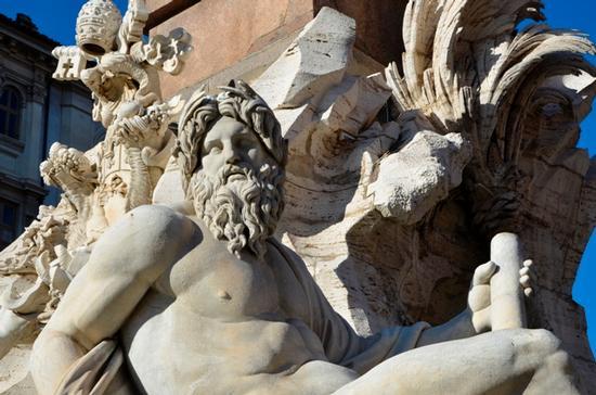 PIAZZA NAVONA - Roma (743 clic)