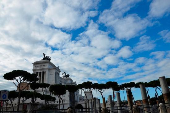 ALTARE DELLA PATRIA  - Roma (888 clic)