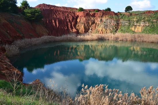 cava di bauxite - Otranto (1310 clic)