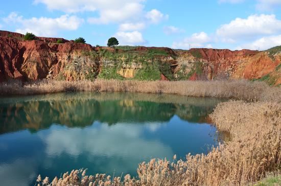 cava di bauxite - Otranto (1288 clic)