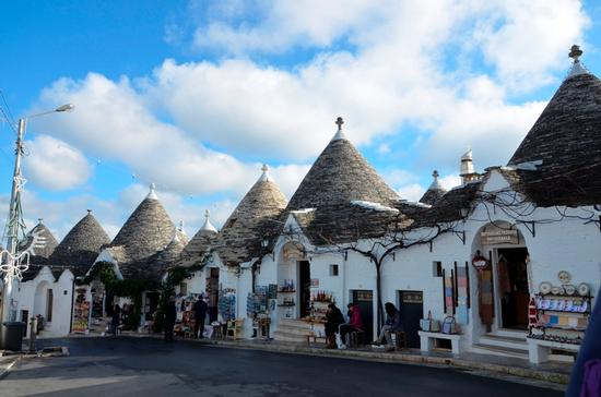 - Alberobello (1100 clic)