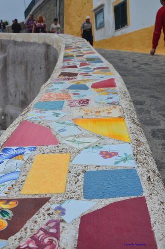 MOSAICI - Sant'angelo d'ischia (1500 clic)