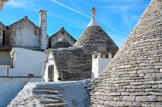 TRULLI - Alberobello (614 clic)